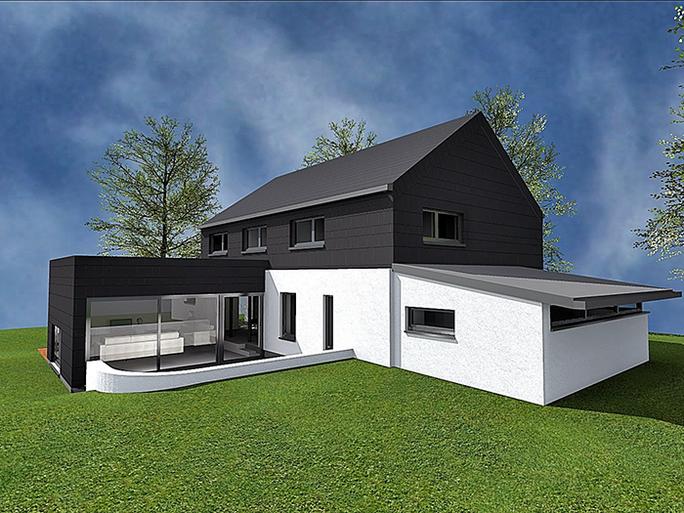 Emejing architecture maison en belgique pictures design for Constructeur maison belge
